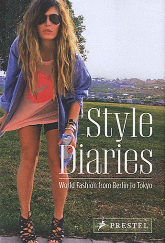 Simone Werle - Style Diaries - World fashion from Berlin to Tokyo.