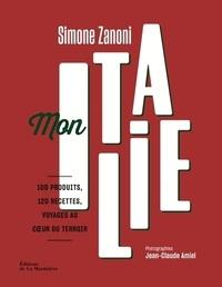 Simone Zanoni - Mon italie.