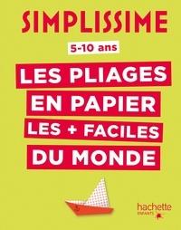 Jean-Gabriel Jauze - Simplissime - Les pliages en papier les + faciles du monde.