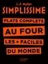 Simplissime - Plats complets au four - Plat complets au four les + faciles du monde.