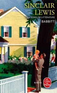 Sinclair Lewis - Babbitt.