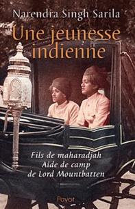 Histoiresdenlire.be Une jeunesse indienne - Fils de maharadjah, aide de camp de Lord Mountbatten Image