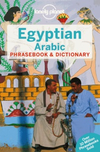 Egyptian Arabic Phrasebook & Dictionnary - Siona Jenkins |