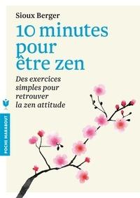 Livres téléchargés gratuitement 10 minutes pour être zen