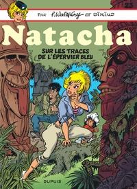 Sirius et François Walthéry - Natacha Tome 23 : Sur les traces de l'épervier bleu.