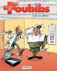 Sirvent et  Bélom - Les Toubibs Tome 8 : Salle des plâtres.