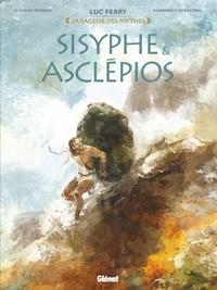 Clotilde Bruneau - Sisyphe & Asclépios.
