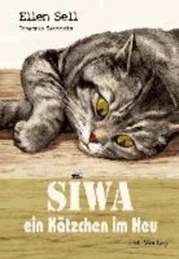 SIWA - ein Kätzchen im Heu - Kinderbuch.