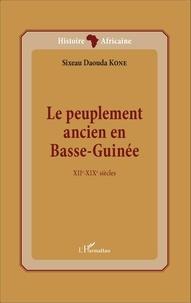 Histoiresdenlire.be Le peuplement ancien en Basse-Guinée - XIIe-XIXe siècles Image