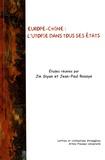 Siyan Jin et Jean-Paul Rosaye - Europe-Chine : l'utopie dans tous ses états.