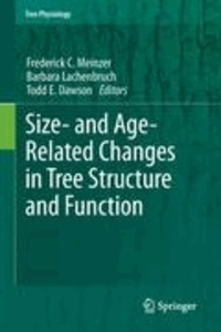 Frederick C. Meinzer - Size- and Age-Related Changes in Tree Structure and Function.