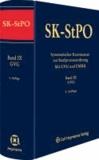SK-StPO Systematischer Kommentar zur Strafprozessordnung Band 9 - Mit GVG und EMRK, Band IX (GVG).