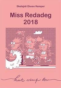 Skoloajidi Diwan Kemper - Miss redadeg 2018.