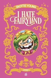 Galabria.be I hate Fairyland Intégrale Tome 1 Image