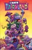 "Skottie Young et Jeffrey ""Chamba"" Cruz - I hate Fairyland Tome 2 : ."