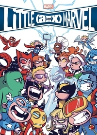 Skottie Young - Little Marvel : A vs X.