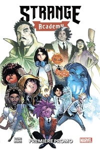 Skottie Young et Humberto Ramos - Strange Academy Tome 1 : Première promo.