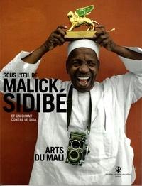 Slatkine - Sous l'oeil de Malick Sidibé et un chant contre le sida - Arts du Mali.
