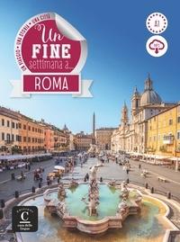 Slawka Giorgia Scarso - Un fine settimana a Roma A1 - Livre + MP3.