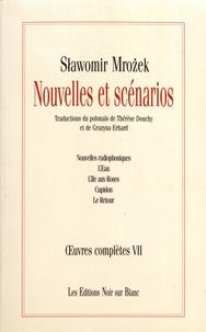 Slawomir Mrozek - Nouvelles et scénarios - Nouvelles radiophoniques ; L'Eau ; L'Ile aux Roses ; Cupidon ; Le Retour.