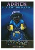 Slobodan et  Pelen - Le grand voyage d'Adrien - Saint-Denis-de-la-Réunion, Théâtre Talipot, ca 1991.