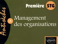 Smaïn Lakrouf et Catherine Lenglart-Dubois - Management des organisations 1e STG.