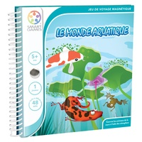 SMART GAMES - dvf jeu magnétique le monde aquatique