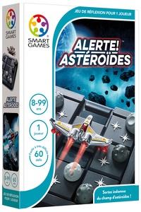 SMART GAMES - Jeu alerte astéroïdes