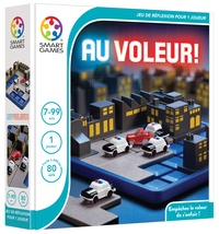SMART GAMES - Jeu au voleur