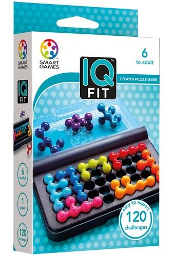SMART GAMES - Jeu de poche IQ fit