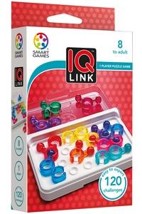SMART GAMES - Jeu de poche IQ link