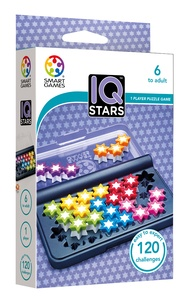 SMART GAMES - Jeu de poche IQ stars