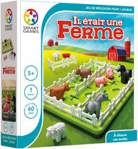 SMART GAMES - Jeu Il était une ferme