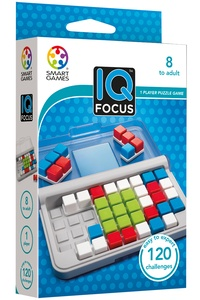 SMART GAMES - Jeu IQ Focus