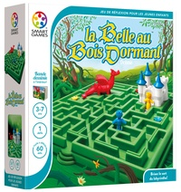 SMART GAMES - Jeu La belle au bois dormant