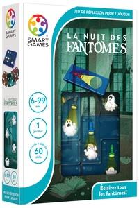 SMART GAMES - Jeu la nuit des fantômes