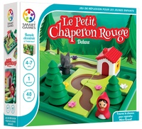 SMART GAMES - Jeu le petit chaperon rouge