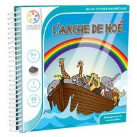 SMART GAMES - Jeu magnétique l'arche de Noé