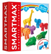 SMART GAMES - Jeu smartmax animaux du safari
