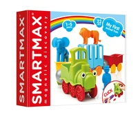 SMART GAMES - Jeu smartmax train du cirque