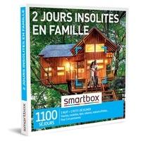 SMARTBOX- GROUPE SMART&CO - Coffret 2 jours insolites en famille