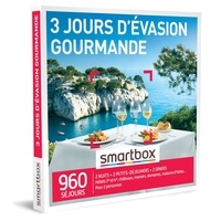 SMARTBOX- GROUPE SMART&CO - Coffret 3 jours d'évasion gourmande