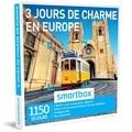 SMARTBOX- GROUPE SMART&CO - Coffret 3 jours de charme en europe
