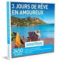 SMARTBOX- GROUPE SMART&CO - Coffret 3 jours de rêve en amoureux