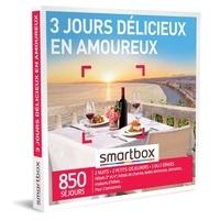 SMARTBOX- GROUPE SMART&CO - Coffret 3 jours délicieux en amoureux