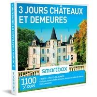 SMARTBOX- GROUPE SMART&CO - Coffret 3 jours en amoureux - châteaux et demeures