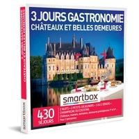 SMARTBOX- GROUPE SMART&CO - Coffret 3 jours gastronomie châteaux et belles demeures