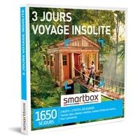 SMARTBOX- GROUPE SMART&CO - Coffret 3 jours voyage insolite