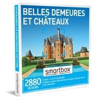 SMARTBOX- GROUPE SMART&CO - Coffret Belles demeures et châteaux