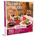 SMARTBOX- GROUPE SMART&CO - Coffret Bistrots et bonnes tables